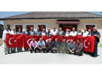 """Mesci: """"Türk askeri adaya barış getirdi"""""""