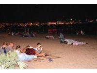 Deprem Marmaris'te de şiddetli hissedildi