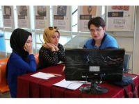 Belediyeden yüzlerce üniversite adayına ücretsiz danışmanlık hizmeti