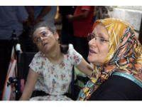Engelli kızın çantasını çalan kapkaççı çocuk çıktı
