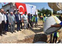 Hayrabolu'da Muhtelif Mahalleler İçme Suyu İle Kanalizasyon İnşaatının Temeli Atıldı