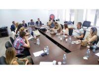Sırbistan'daki polisler göçmen kaçakçılığı ve insan ticaretiyle mücadelede bilgilendirildi