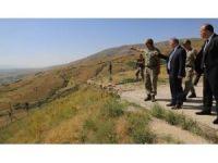 Vali Yıldırım'dan Mehmetçik'e ziyaret