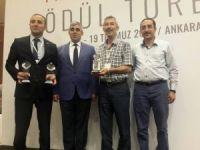 Etkin belediye proje yarışması ödülleri sahiplerini buldu