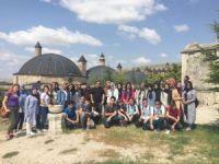 Genç Atölye'de eğitimler devam ediyor