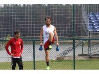 Evkur Yeni Malatyaspor'da Sağlam'dan futbolcularına askeri eğitim