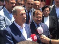 """Sağlık Bakanı Demircan: """"Deprem sonrası 358 vatandaşımız hastanelere başvurdu"""""""
