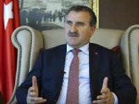 Gençlik ve Spor Bakanı Osman Aşkın Bak: Bu ülkeye olimpiyat yakışır