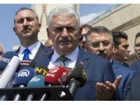 Başbakan Yıldırım, 'Türkiye'deki Alman menşeli şirketlere soruşturma başlatıldığı' yönündeki iddiaları yalanladı