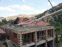 Afyonkarahisar'da beton mikseri faciası: 1 ölü, 2yaralı