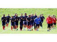 Antalyaspor Salzburg'da tempo artırdı