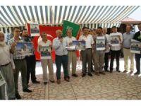 Devrek'te Birlik ve Kardeşlik sivil toplum platformundan İsrail'e tepki