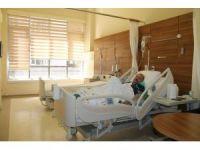Palyatif bakım servisi yaraları sarmaya devam ediyor