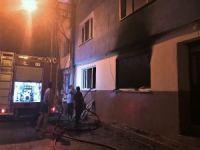 3 kişiyi yaralayan şahsın evinde yangın çıktı