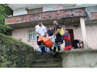 Sağlık ekipleri diyaliz hastası Demirci için seferber oldu