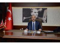 """Vali Köşger; """"Basın mensupları 15 Temmuz'da demokrasiden yana tavır koydu"""""""
