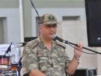 Osmaniye Jandarma Komutanı Değişti