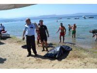 Denizde boğulan gencin bir gün sonra cesedi bulundu