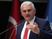 Başbakan Yıldırım'dan Ege'deki depremle ilgili açıklama