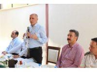 """Vali Fahri Meral: """"Karaman yatırım yapılabilir bir şehir"""""""