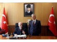 """TBMM Başkanı Kahraman: """"15 Temmuz darbe teşebbüsü değil, Türkiye'yi işgal teşebbüsüdür"""""""