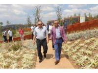 Başkan Köşker, Bolu Belediye başkanını ağırladı