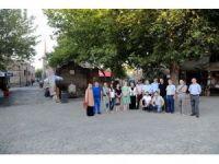 Çerkez Basını Tarihi Talas'ı Gezdi
