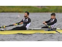 Fatih Ünsal ve Mert Kaan Kartal, Dünya Kürek Şampiyonası'nda gümüş madalya kazandı