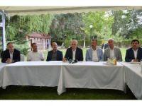 """AK Parti'li Kaya: """"Kongre sürecimiz devam ediyor"""""""
