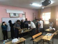 AK Parti Kayapınar ilçe teşkilatı delege seçimlerini tamamladı