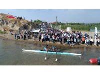 Van Gölü sahillerinde halk plajı açıldı