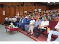 Özel Eğitim Kurumları Derneği Genel Başkanı Kılıç Ağrı'da