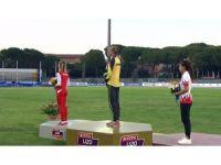 Gülnaz Uskun, Grosseto'da bronz madalya kazandı
