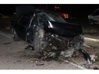 Saray'da Feci Kaza, 1'i Ağır 3 Yaralı