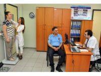 Adana Adliyesi çalışanları zayıflıyor