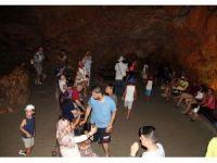 Damlataş Mağarası kültür ve sağlık turizmine hizmet veriyor