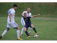 Karabükspor'dan tek gollü prova
