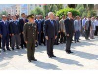 Hatay'ın ana vatana katılışının 78. yıl dönümü törenlerle kutlandı
