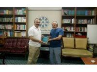 Giresun Üniversitesi Rektörü Çoşkun TYB Erzurum Şubesi'ne ziyaret etti