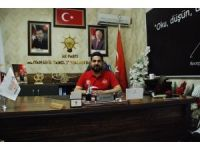 Başkan Oğuz'dan Mescid-i Aksa açıklaması