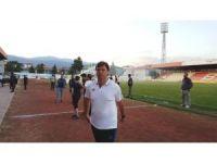 Evkur Yeni Malatyaspor'da Teknik Direktör Sağlam'dan yönetime transfer mesajı