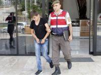 19 yaşındaki cezaevi firarisi Alanya'da yakalandı