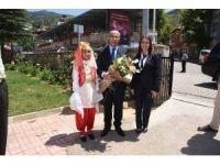 Vali Demirtaş'ın Saimbeyli ve Feke gezisi