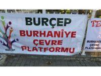 Burhaniye'de çevreciler, 3 günde 5 bin imza topladı