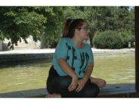 Ankaralılar 'Kahkaha Meditasyonu' ile rahatlıyor