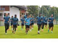 Alanyaspor'un yeni sezon hazırlıkları sürüyor