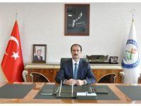 Şırnak Üniversitesi rektörü kalp krizi geçirdi
