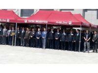 Bayrampaşa şehitleri için İstanbul Emniyeti'nde tören düzenlendi