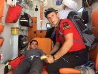 Kayıp Katarlı çocuk 18 saat sonra bulundu