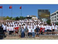 Bergamalı sporcular, Kardeş Şehir Olimpiyatları için yola çıktı